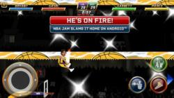 NBA JAM by EA SPORTS great screenshot 5/6