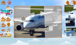 Puzzles planes screenshot 3/6