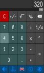 My Talking Calculator XL screenshot 3/3