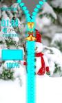 Snowman Zipper Lock Screen Best screenshot 5/6