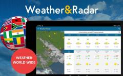 Meteo and Radar Pro modern screenshot 4/6