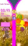 Balloons Zipper Lock Screen Best screenshot 6/6