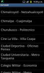 Mexico DF's Routes screenshot 2/4