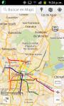 Mexico DF's Routes screenshot 4/4