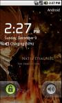 Natsu Fairy Tail Live Wallpapers screenshot 5/5