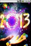 New Year Live Wallpaper 2013 screenshot 1/5