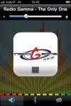 Radio Gamma screenshot 1/1