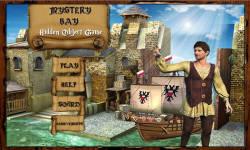 Free Hidden Objects Game - Mystery Bay screenshot 1/4