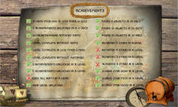 Free Hidden Objects Game - Mystery Bay screenshot 4/4