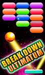 Break Down Ultimatum- Free screenshot 1/4