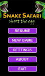 Snake Safari screenshot 2/4
