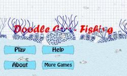 Doodle Guy - Fishing screenshot 2/5