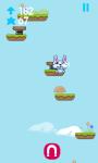 Tiny Bunny Jump screenshot 1/5