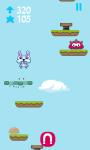 Tiny Bunny Jump screenshot 2/5