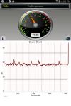 Sound Meter Deluxe screenshot 4/5