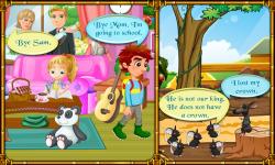 Free Hidden Object Games - King Mouse screenshot 2/4