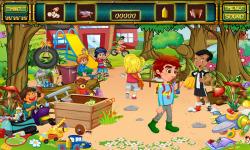 Free Hidden Object Games - King Mouse screenshot 3/4