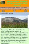 Spectacular Hiking Trails Around The World screenshot 3/3
