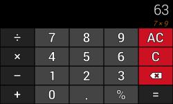 Calculator ST screenshot 3/3