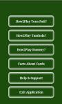 Playing cards guide screenshot 2/4
