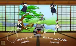 Samurai Tanuki FREE screenshot 1/3
