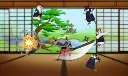 Samurai Tanuki FREE screenshot 3/3