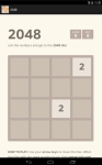 2048 Reloaded screenshot 1/1