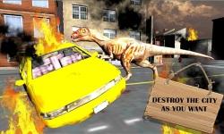 Dinosaur Simulator 3D screenshot 4/5
