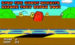 Ghost Bandits Attack screenshot 1/4