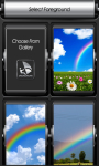 Rainbow Zipper Lock Screen Best screenshot 3/6