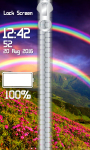 Rainbow Zipper Lock Screen Best screenshot 4/6