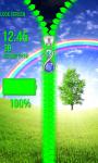 Rainbow Zipper Lock Screen Best screenshot 5/6