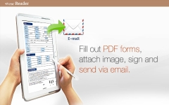 ezPDF Reader PDF Annotate Form active screenshot 1/6