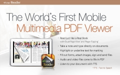ezPDF Reader PDF Annotate Form active screenshot 3/6