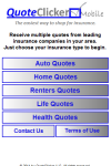 Insurance Quotes screenshot 1/3