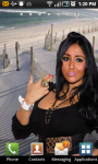 Snooki Live Wallpaper screenshot 3/3