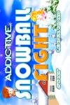 Addictive Snow Ball Fight Gold screenshot 1/5