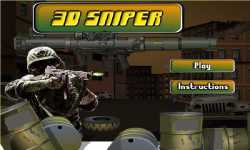 3d Sniper screenshot 1/1