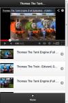Thomas The Tank Engine Videos screenshot 1/2