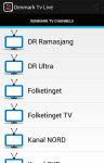 Denmark Tv Live screenshot 2/5