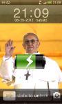Pope Francesco Go Locker Iphone screenshot 1/3