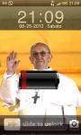 Pope Francesco Go Locker Iphone screenshot 3/3