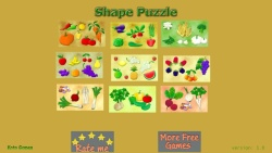 Colorful Shape Puzzle screenshot 1/3