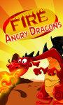 Fire Angry Dragons screenshot 1/4