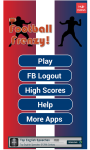 Football Frenzy Word Game screenshot 1/4