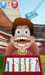 Soccer Dentist Fix Decay Tooth for Football Player screenshot 3/6