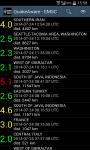 QuakeAware Earthquakes Near Me screenshot 1/3