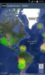 QuakeAware Earthquakes Near Me screenshot 2/3