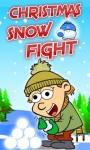 Christmas Snow Fight screenshot 1/1