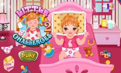 Little Baby Crying Challenge 2 screenshot 1/5